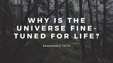 Why Is the Universe Fine-Tuned for Life?