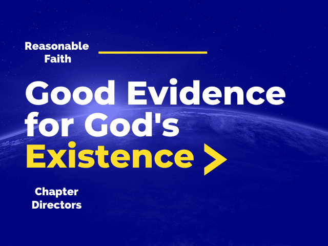 Good Reasons for God's Existence